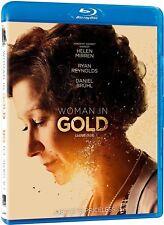 WOMAN IN GOLD (HELEN MIRREN) *NEW BLU-RAY*