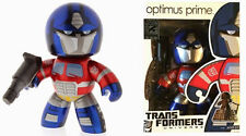 "TRANSFORMERS MIGHTY MUGGS_OPTIMUS PRIME 6"" Vinyl figure_2009 Comic Con Exclusive"