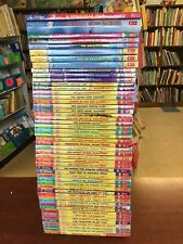 HUGE Lot Of GERONIMO STILTON Books THEA CREEPELLA Journey Through Time PB