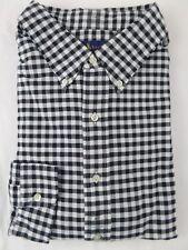 Polo Ralph Lauren Men's Big and Tall OXFORD Dress Shirt Button-down Cotton Pony