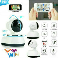 1080P Wireless Camera HD IP Security Wifi Indoor CCTV Home Smart Monitor Cam NEW