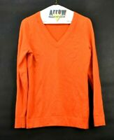 Banana Republic Women Small Extra Fine Merino Wool Long Sleeve Knit Sweater