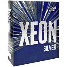 Intel Xeon Silver 4110 Eight-Core Skylake Processor 2.1 GHz 11MB LGA 3647 CPU,