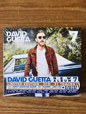 David Guetta - 7 (Limited Deluxe Edition) (CD) Brand New Sealed