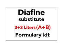 DIAFINE SUBSTITUTE - TWO-PART COMPENSATING DEVELOPER - REAGENT KIT x 3+3 Litres