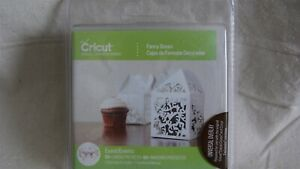 Cricut Cartridge - FANCY BOXES - BRAND NEW! Never Opened!