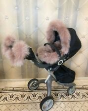 Stokke Winter Kit Per Xplory, Crusi, Trailz  ( Rivestimento Invernale) HANDMADE