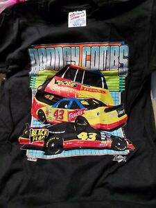 Rodney Combs #43 French's Mustard / Black Flag T-shirt  Child size XS- 2 - 4