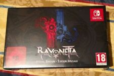 Bayonetta special edition nintendo switch