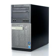 Dell OptiPlex 9020 MT Desktop i7-4770 3.4Ghz 32GB Ram Windows 10 Pro 480GB SSD