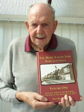 More details for the hope valley line dore to chinley hardback book by ted hancock