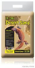Exo Terra Desert Sand - WüstenterrarienBodengrund 4,5Kg - Farbe: Gelb