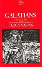 Anchor Bible: Galatians by James Louis Martyn (1997, Hardcover)