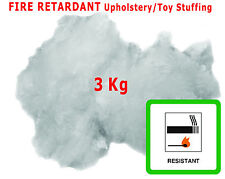 3KG Upholstery Stuffing-Toy Stuffing Carded Virgin Fibre Extra Soft Polyester