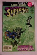 Action Comics #784 (Dec 2001, DC) JOKER,BATMAN & GREEN LANTERN-JOKERS LAST LAUGH