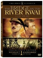 The Bridge on the River Kwai (DVD, 2008, 2-Disc Set, Collector's Edition) - NEW!