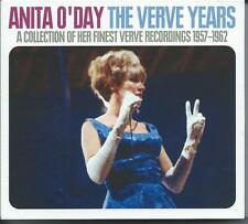 Anita O'Day - The Verve Years 1957-1962 Collection (Best Of / Greatest Hits] 3CD