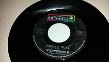 STEPPENWOLF: Power Play / Move Over ABC DUNHILL 4205 45