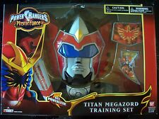 Power Rangers Mystic Force Titan Megazord Training Set Ages 4+ Vintage