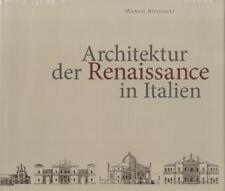 Sachbücher über Architektur aus Italien