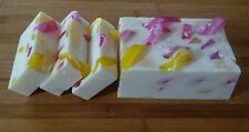 HONEYSUCKLE--Cottage Farms Shea Butter Soap Handmade 6 oz. Bar