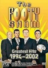 THE NRL FOOTY SHOW: GREATEST HITS 1994-2002 – DVD, RUGBY LEAGUE, BEST OF