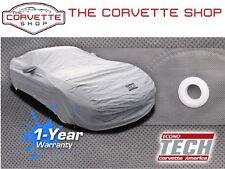 Corvette Econo Tech Car Cover C7 2014-2018 Popular Indoor Lightweight 1 Layer