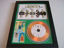STEPS   SIGNED GOLD CD  DISC  43