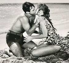 (4) Gidget Goes Hawaiian Movie Stills, Deborah Walley James Darren, Surfing 1961
