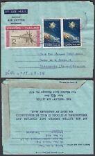 Thailand 1968-  Air Letter to Trazegnies-Belgium..... (EB) MV-2652