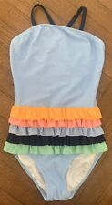 HANNA ANDERSSON SKIRTED One Piece SWIMSUIT Size 140 Tutu NWT