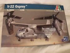 1/48 Italeri USMC Marines V - 22 Osprey Air Assault # 2622 F/S Box
