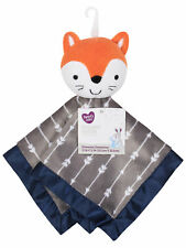 Parent's Choice Baby Boy Security Blanket Buddy Fox New Adorable