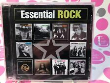 SEALED / NEW - THE ESSENTIAL ROCK SAMPLER (CD 2004 SONY) RARE HTF NEW