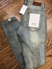 Stampd Studio Los Angeles California 110 Denim Jeans Size 32 - Color: Porto