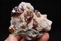 150g Natural Sphalerite Crystal Cluster Rare mineral specimen China