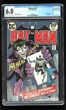 Batman 251 CGC 6.0 Neal Adams Joker classic DC