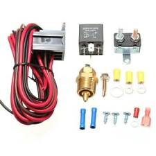 Electric Radiator Engine Fan Thermostat Temperature Switch Relay 195 Degree