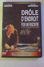 DVD DROLE D'ENDROIT POUR UNE RENCONTRE - Catherine DENEUVE / Gérard DEPARDIEU