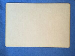 MDF Placemats 290mm x 208mm with round corners Craft Shapes Blanks