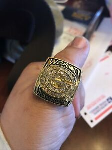 1996 Green Bay Packers Brett Favre Super Bowl Championship Ring
