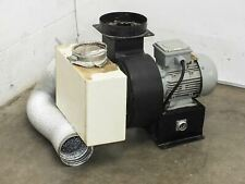 Ciro 05 Hp Motor With Squirrel Cage Blower Fan Attachment 220 460v 3 Phase Qs F