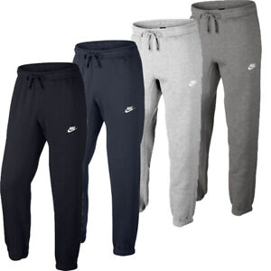 Nike Mens Joggers Fleece Track Pants Sweat Tracksuit Bottoms Jogging Trouser