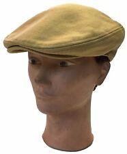 Men Women IVY Newsboy Duckbill Cabbie Golf Driving Wool Hat Cap