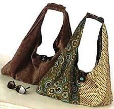 Indygo Junction: The Matilda Shoulder Bag Sewing Pattern
