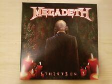 Megadeth - Th1rt3en LP