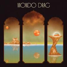Mondo Drag-same (NEW * Limousine clear vinile * pre-Blues Pills * us 70's PROG ROCK)