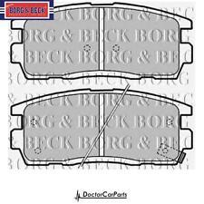 Brake Pads Rear for VAUXHALL ANTARA 2.0 2.2 2.4 3.0 3.2 06-on CDTI SUV/4x4 BB