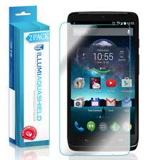 2x iLLumi AquaShield Crystal HD Clear Screen Protector Motorola Droid Turbo 2
