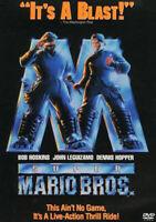 Super Mario Bros: The Movie (Super Mario Brothers: The Movie) DVD NEW